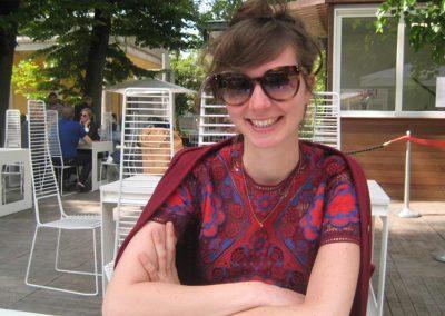 Yasmine Ostendorf