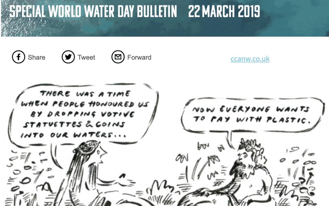 World Water Day Bulletin